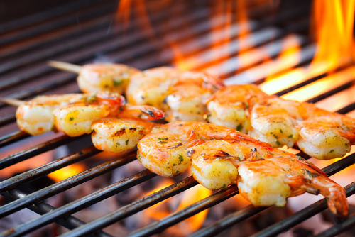 shrimp-skewer